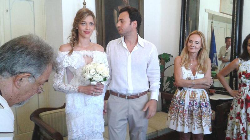 6d4070880489 Μύκονος  Στο δημαρχείο ο γάμος των 5 εκατ. – Σήμερα το πάρτι της χλιδής